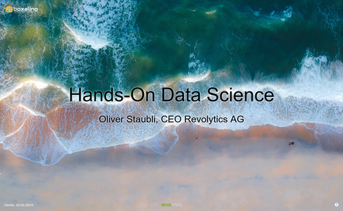 Hands-On Data Science